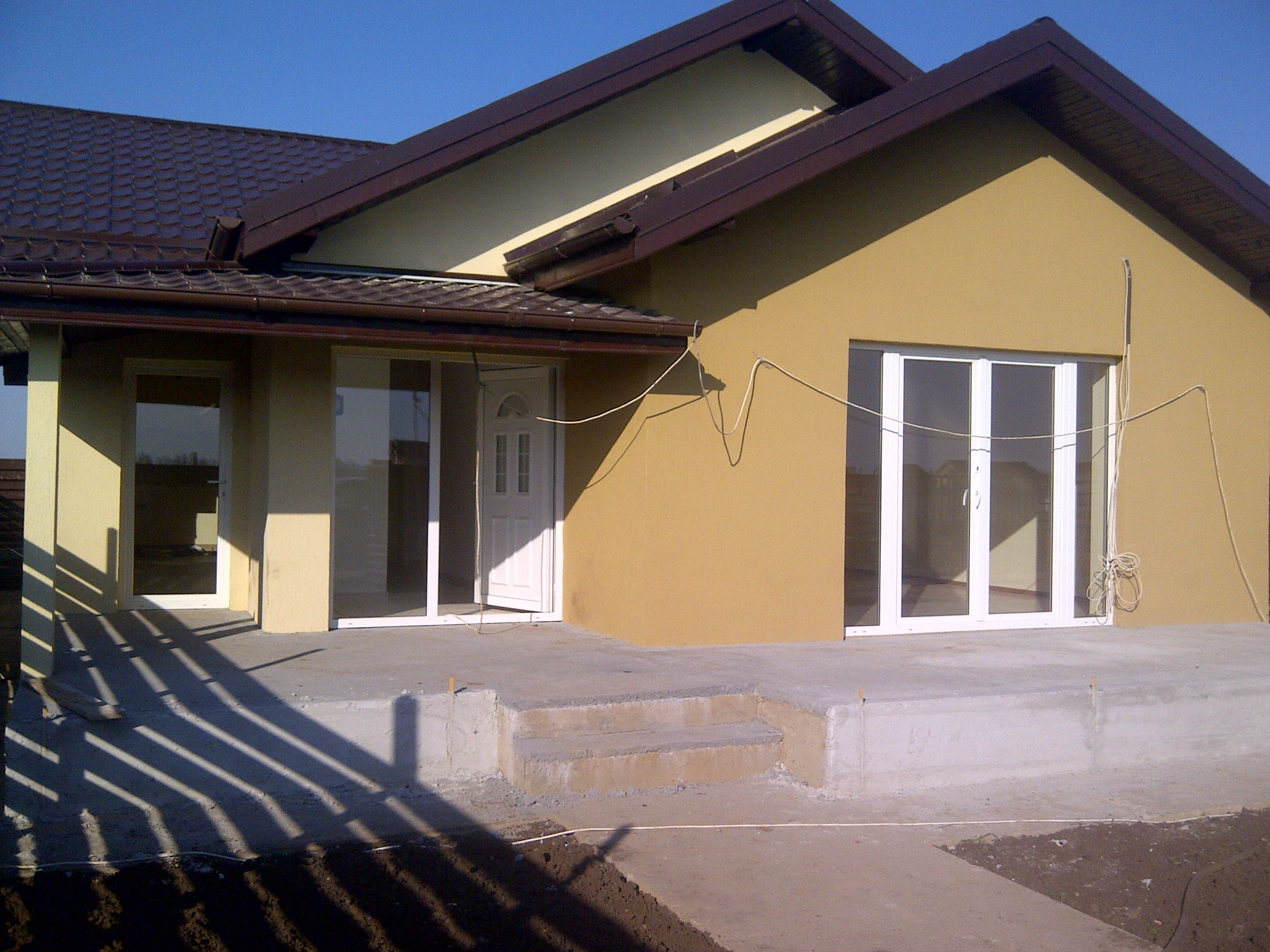Casa parter strada migdalelor imobiliare domnesti for Case parter 3 camere