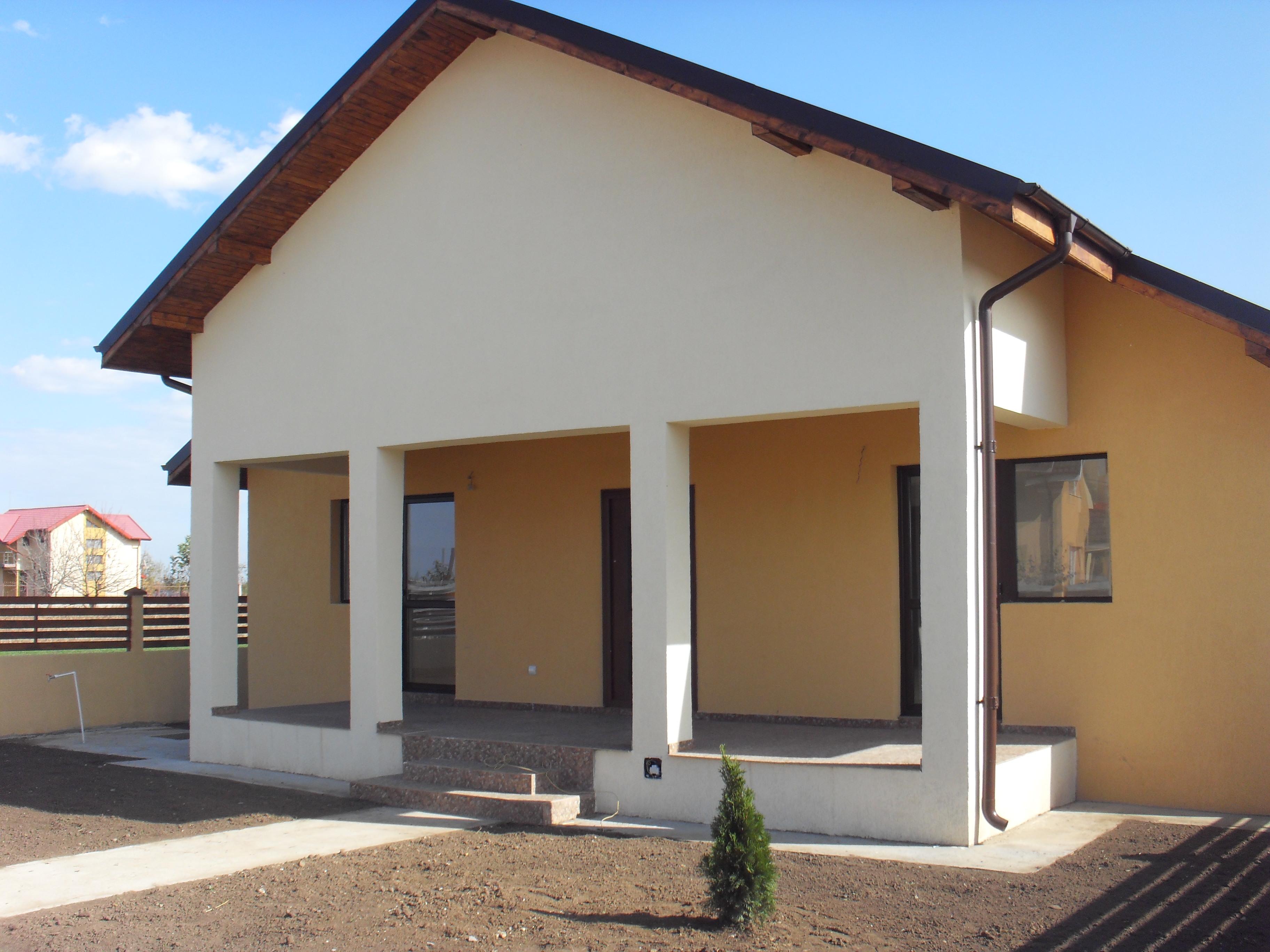 Casa parter strada ghioceilor imobiliare domnesti for Case parter